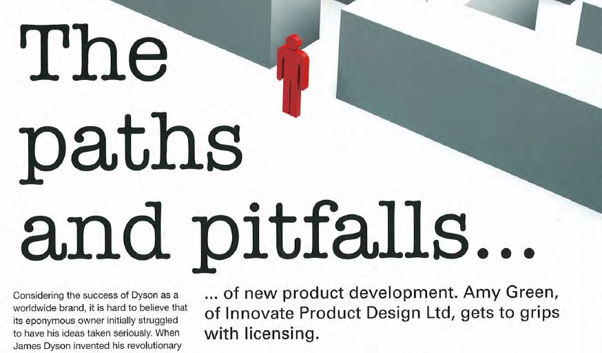 Innovate in latest issue of Engineering Designer