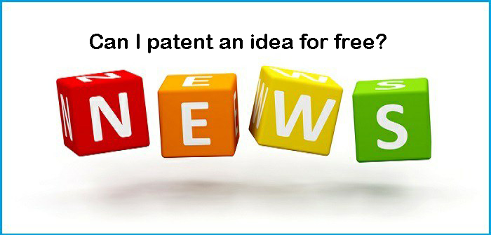 Can i patent an idea for free innovate product design for Innovate product design
