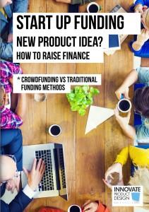 UK Crowdfunding - Raising Finance Brochure button