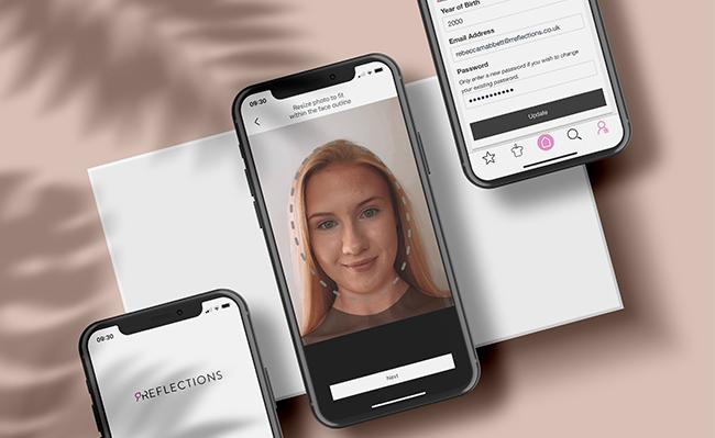 Teen entrepreneur launches fashion app